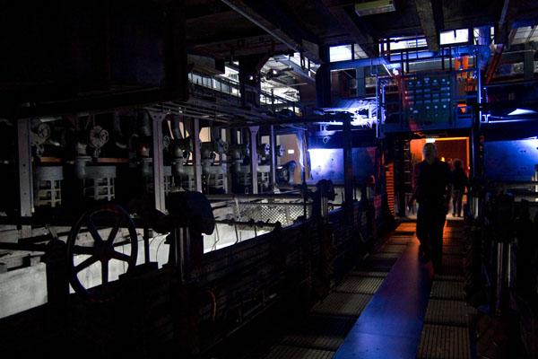 Kohlenwäscherei der Zeche Zollverein
