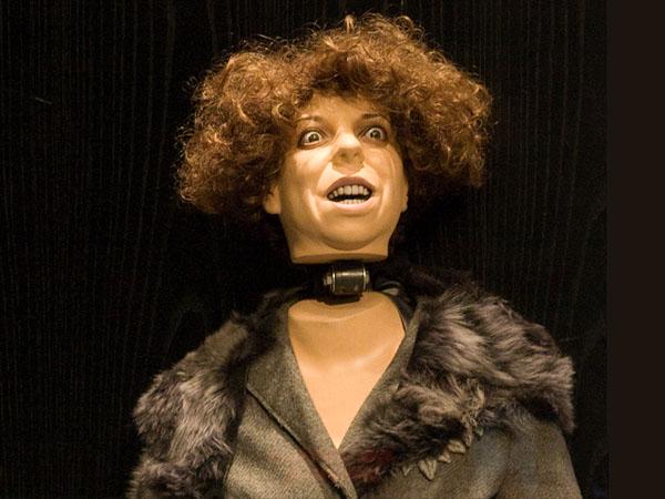 La Revolte des Mannequins: Porträt einer Schaufensterpuppe