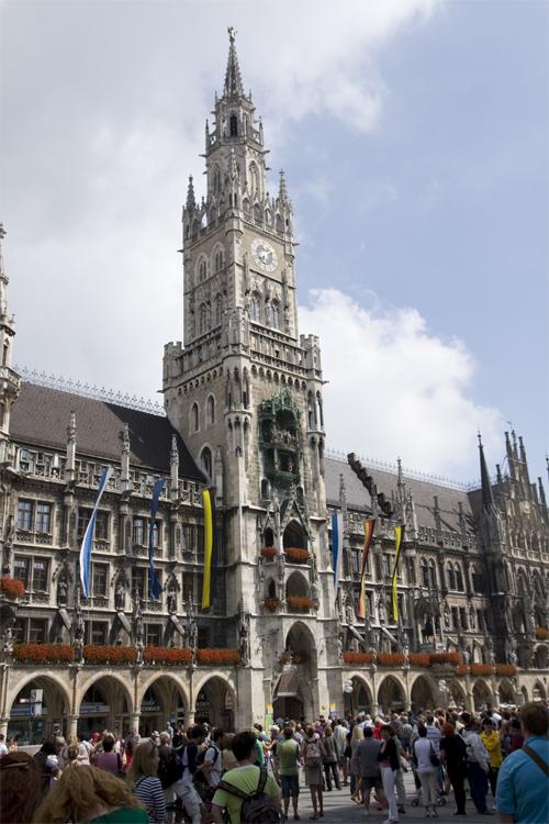 Munchen_Rathaus
