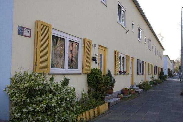 Bauhausviertel_Duisburg_Fassade