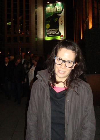 Patricia_vor_Colosseum_Essen
