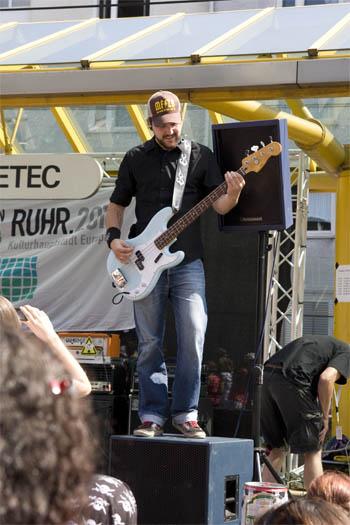 Still-Leben A40: Gitarrist